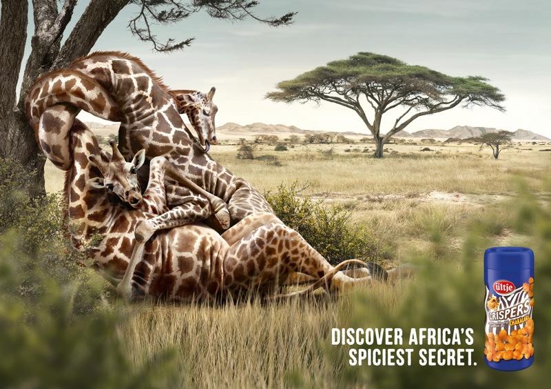 Ueltje chakalaka giraffes
