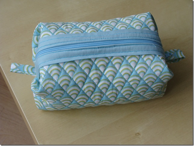 Linda blue bag1
