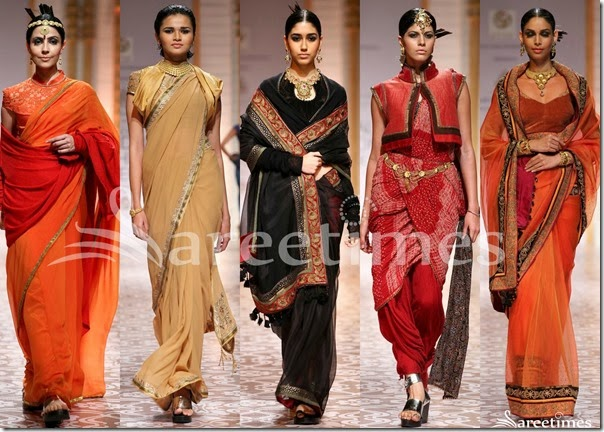 Azva_Sarees_Bridal_Fashion_Week