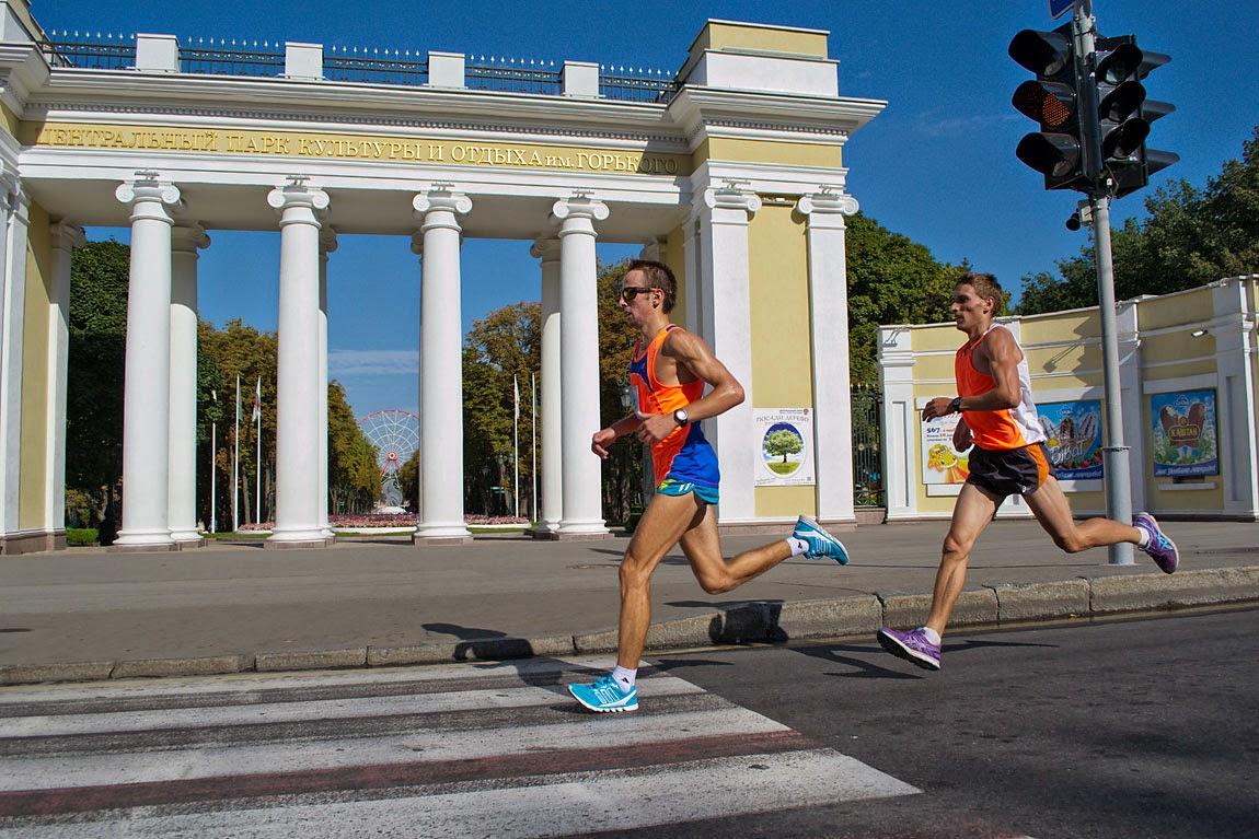 Харьковский марафон Освобождение 2014