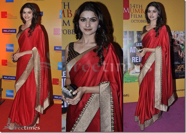 Prachi_Desai_Red_Saree copy