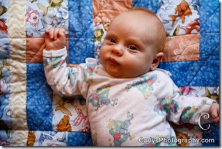 August 03, 2011-Kyton 2 month - pic a day