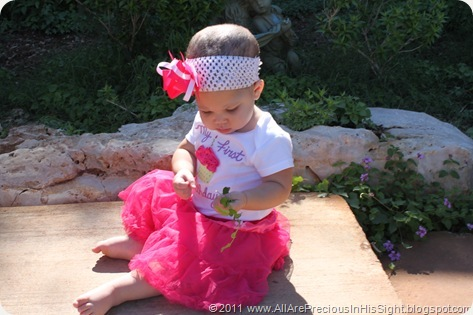 Selah's 1st birthday 055