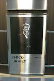 David Bowie on the Tokyo Dome Wall of Fame (Sean, this one is for you)