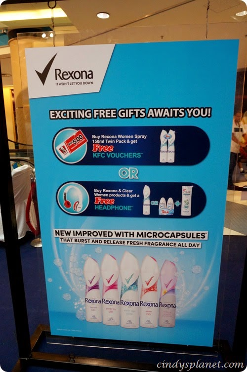 Rexona Spray Freshprotect31