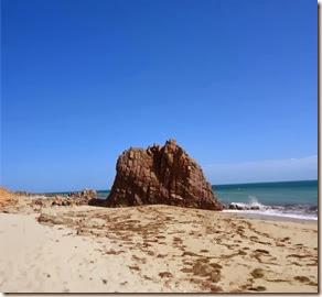 Praia caminho da Pedra Furada em Jericoacoara-CE Autor Dudu Afora