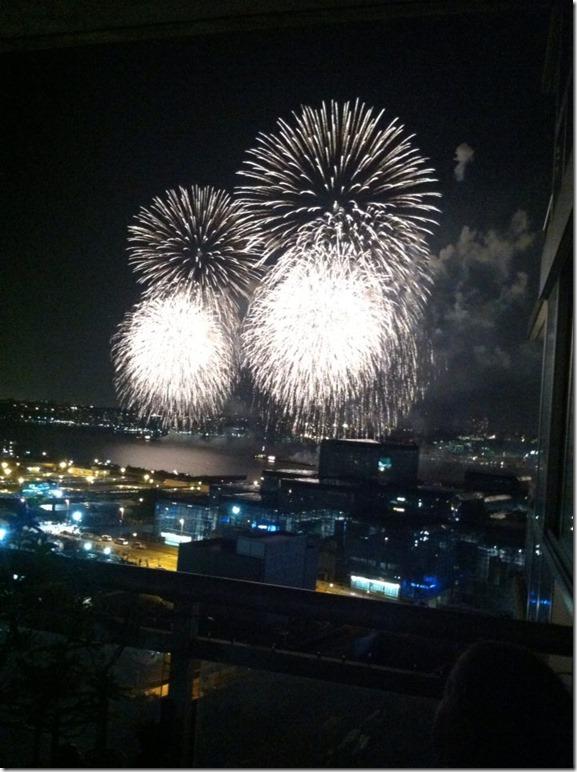 4th fireworksatSamJr'sa