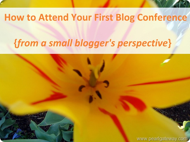 How to Attend Your First Blog Conference
