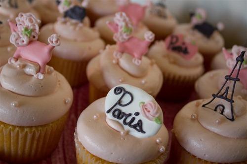 Paris Cupcakes-22