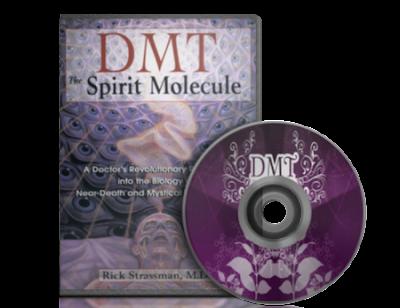 LA MOLÉCULA ESPIRITUAL (DMT, The Spiritual Molecule) [ Video DVD ] – Revolucionaria investigación sobre las cercanías de la muerte y las experiencias místicas