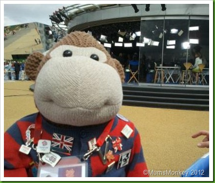 NBC Studio London 2012