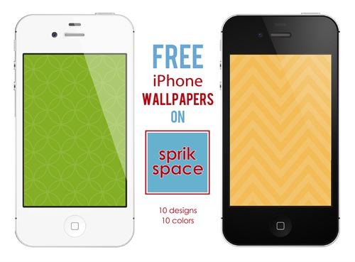 iPhone Wallpapers LOGO