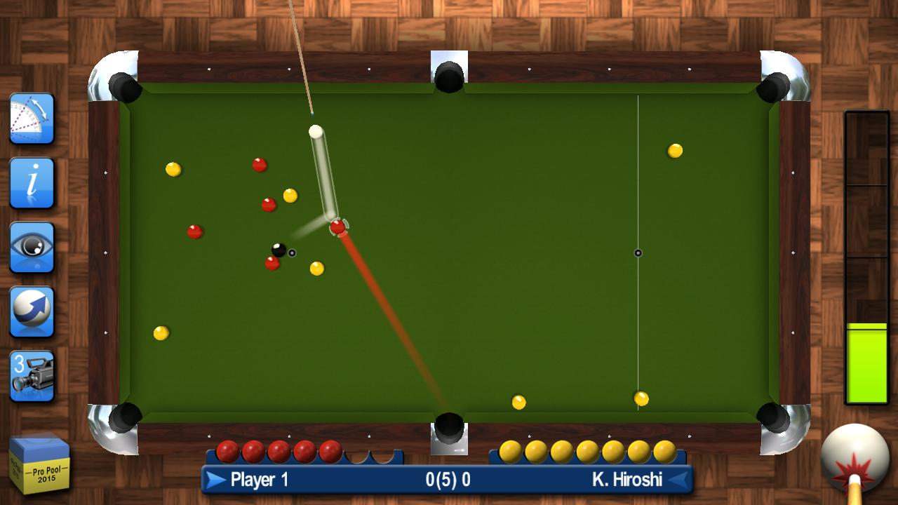 Pro Pool 2015 Screenshot 10