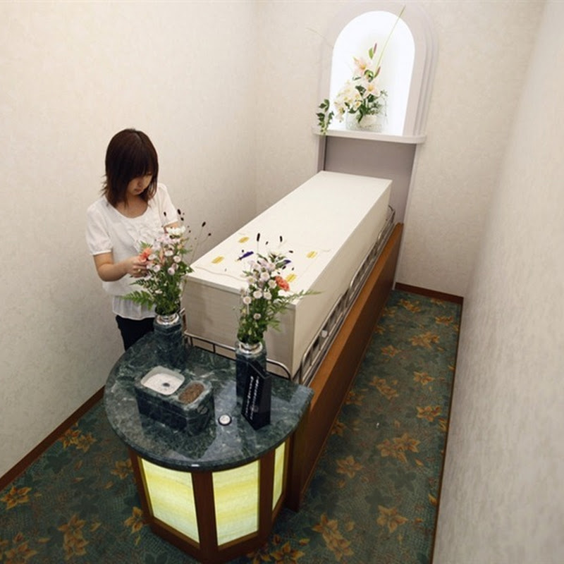 Lastel- The Corpse Hotel in Japan