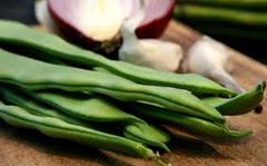 wide flat beans