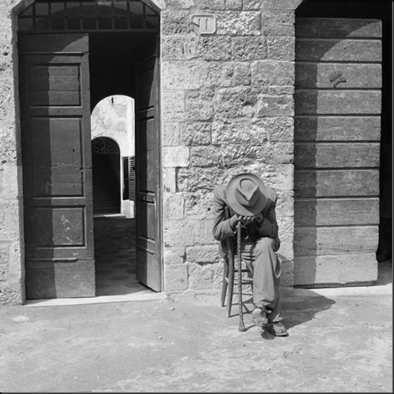 San Gimignano, 1952