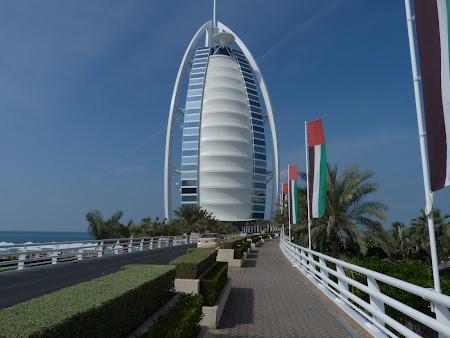Cazare Dubai: Burj al Arab, hotel 7 stele