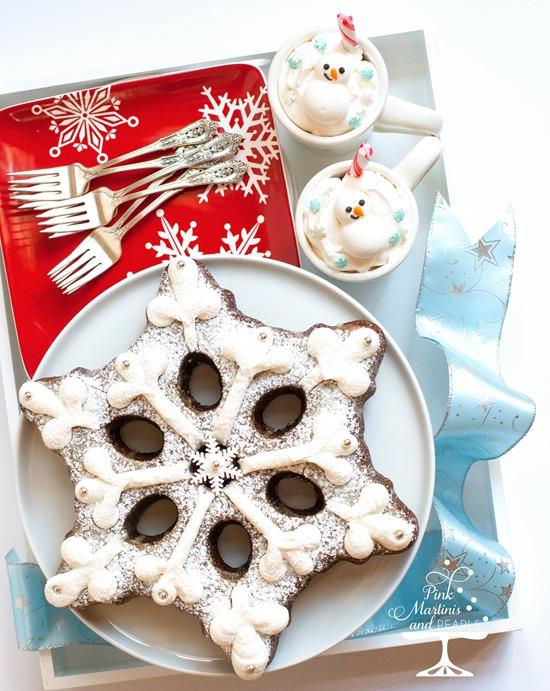 Wilton Snowflake Cake Pan-38