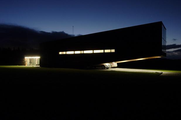 utriai residence by architectural bureau g. natkevicius & partners 5
