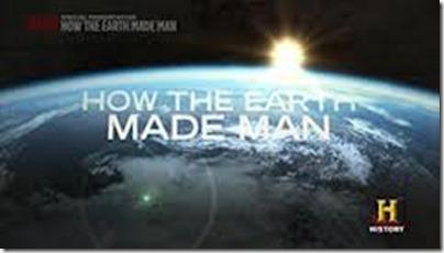 Como a Terra fez o Homem