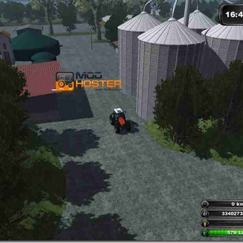 Farming simulator 2011 - Big in Paradise (Mappa)