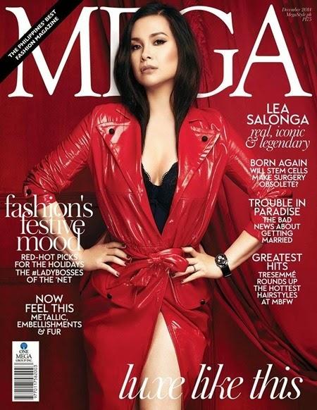 Lea Salonga - Mega Dec 2014
