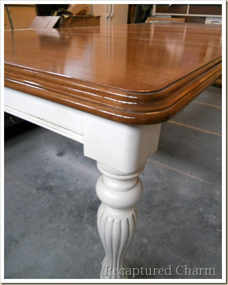 solid wood table 050a