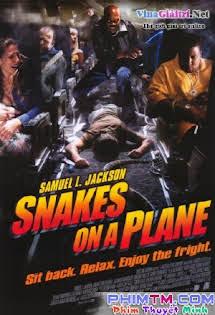 Rắn Độc Trên Không - Snakes on a Plane Tập HD 1080p Full