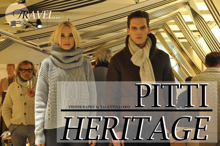 ZAGUFASHION PITTI-HERITAGE