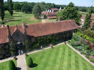 Sissinghurst Tower View 001