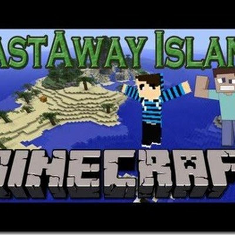 Minecraft 1.2.5 - Castaway Island Map (avventura)