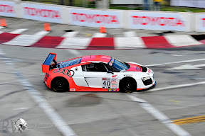 SCCA World Challenge from the streets of Long Beach, 2012