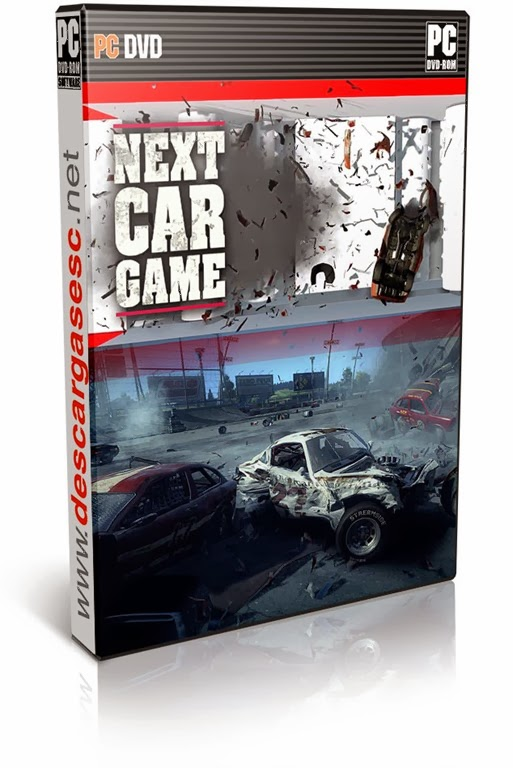 Next Car Game Alpha Early Access v0 167610-P2PGAMES-www.descargasesc.net