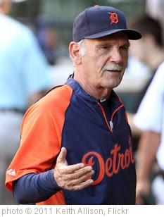 'Jim Leyland' photo (c) 2011, Keith Allison - license: https://creativecommons.org/licenses/by-sa/2.0/
