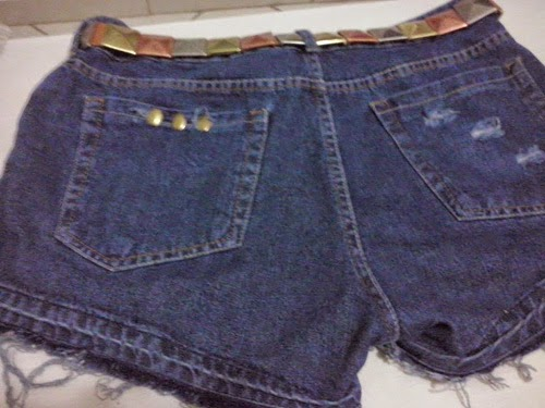Ideias para customizar short jeans