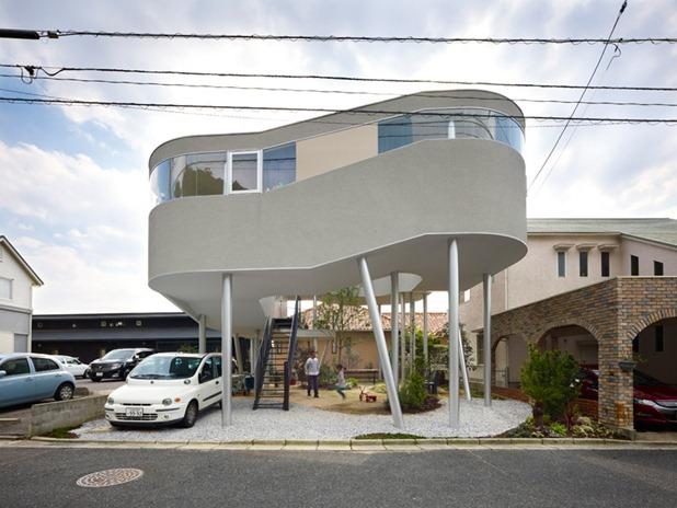 toda house by kimihiko okada 1