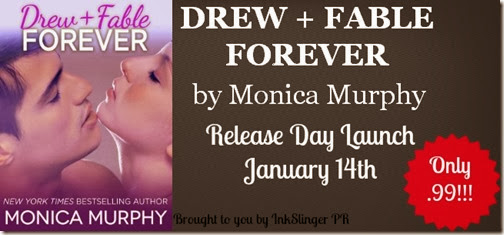 Release Day Launch Drew  Fable