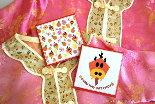 Year of the Dragon Red Envelope DIY Free Printable
