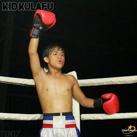Buboy Villar is Kid Kulafu