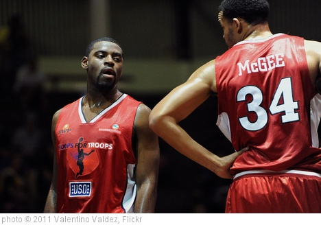 'Tyreke Evans & JaVale Mcgee' photo (c) 2011, Valentino Valdez - license: http://creativecommons.org/licenses/by-nd/2.0/