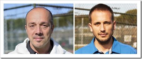 Daniel Gutiérrez y Víctor Ruiz Fernández al frente de la Selección Absoluta y de Veteranos de la FMP 2014