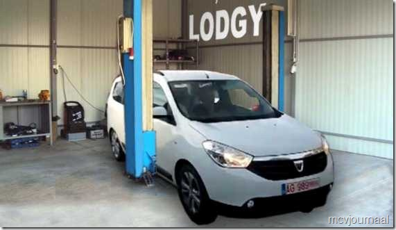 Dacia Lodgy 55