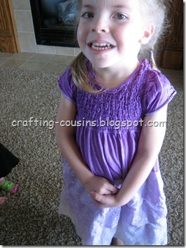 Ruffled T-shirt Dress (1)