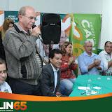 """Inauguração do Comitê """"Carlin 65"""" Nacional"""
