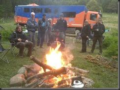 Campfire - Graham