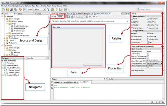 komponen GUI Java