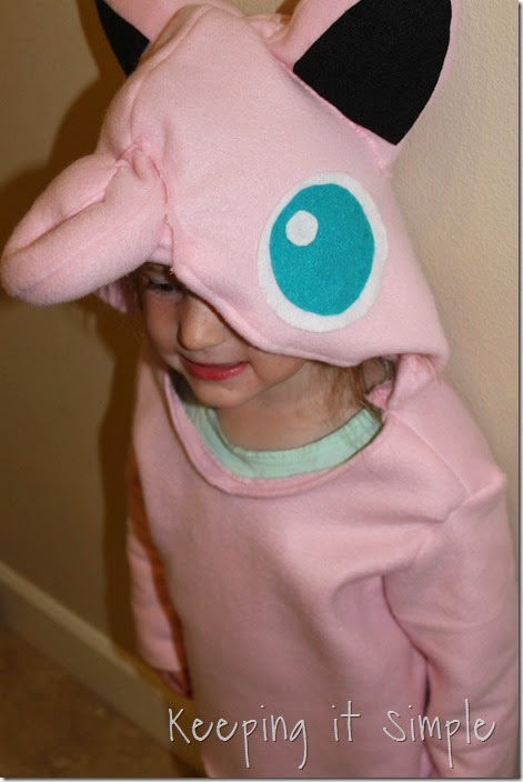 DIY Pokemon Jigglypuff Costume (2)