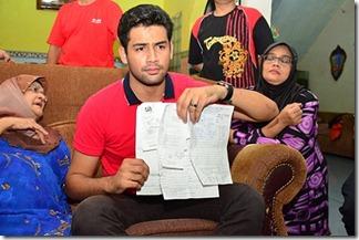 Afiq Muiz sanggup mohon maaf kepada Ibu
