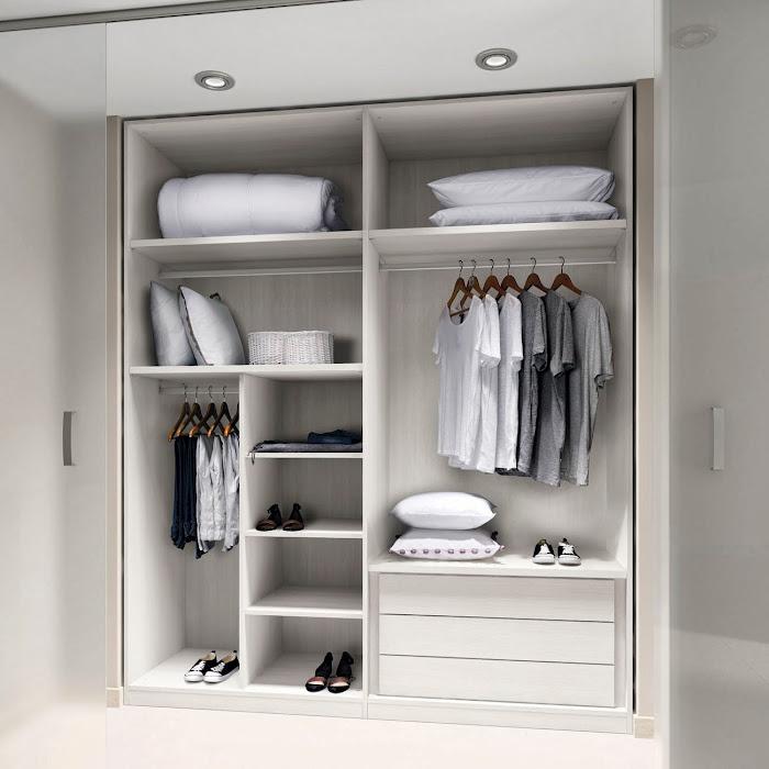 ordenar la ropa interior para que lo encuentres todo a la