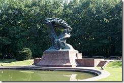 Chopin Monument, Lazienki Park